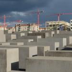 Denkmal für die ermordeten Juden Europas, kurz Holocaust-Mahnmal, © DSK